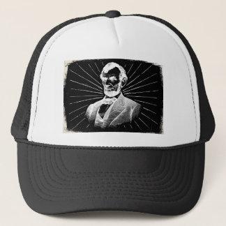 Boné grunge Abraham Lincoln