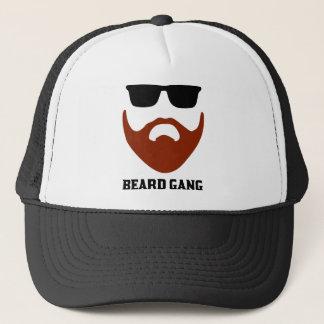 Boné Grupo vermelho da barba