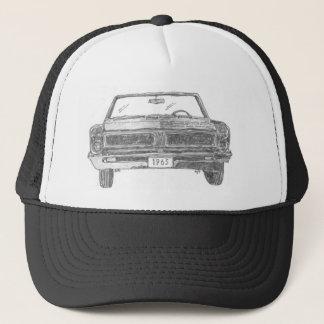 BONÉ GTO 1965
