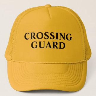 Boné Guarda de cruzamento da escola