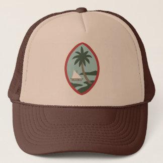 Boné Guarda nacional de Guam - chapéu