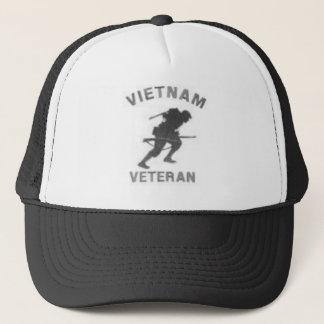 Boné Guerreiro do veterano de Vietnam