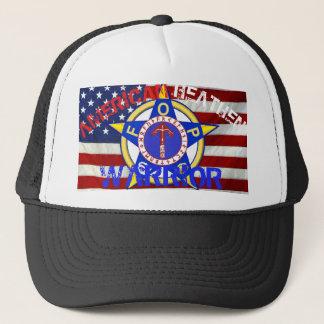Boné Guerreiro selvagem americano--Polícia