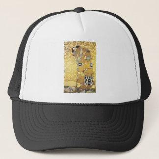 Boné Gustavo Klimt - o abraço - trabalhos de arte