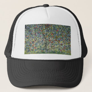 Boné Gustavo Klimt - pintura da árvore de Apple
