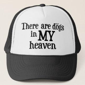 Boné há cães em meu céu