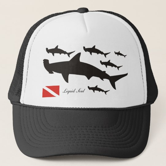 Boné Hammerhead Shark - Hat