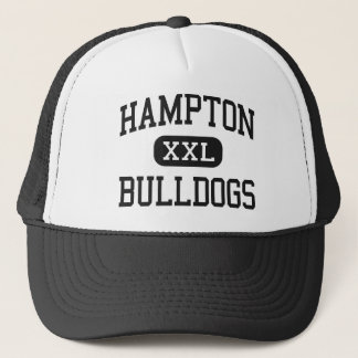 Boné Hampton - buldogues - alto - Hampton Arkansas