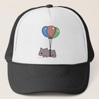 Boné Hamster Frank do balão pelo Painel-o-Matic