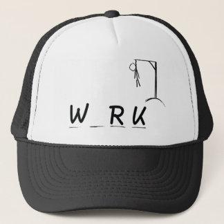 Boné Hangman com WRK