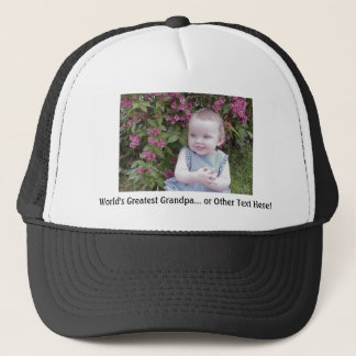 Boné *HAT/CAP: Personalize esse presente perfeito!