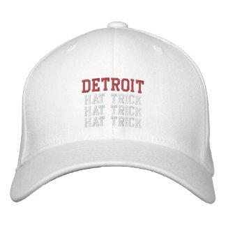 Boné HAT-TRICK de Detroit