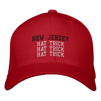 BONÉ HAT-TRICK DE NJ