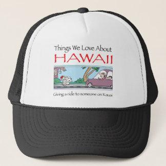 Boné Havaí por Harrop-T-a