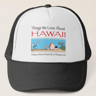 Boné Havaí por Harrop-T-b