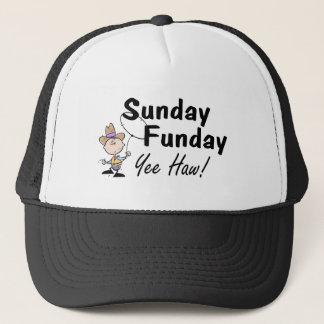 Boné Haw de domingo Funday Yee
