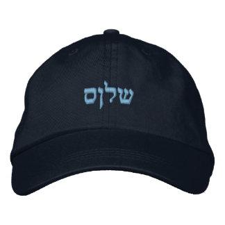 Boné Hebraico de Shalom