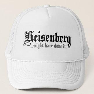 Boné Heisenberg…