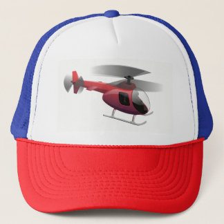 Boné Helicóptero