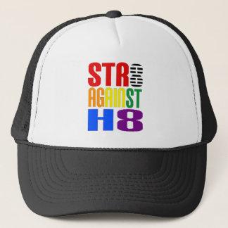 Boné Hetero contra o aliado do ódio LGBT