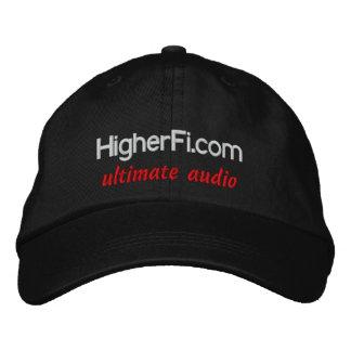 Boné HigherFi.com, áudio final