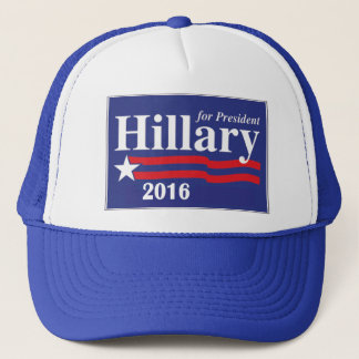 Boné Hillary Clinton para o chapéu do presidente 2016