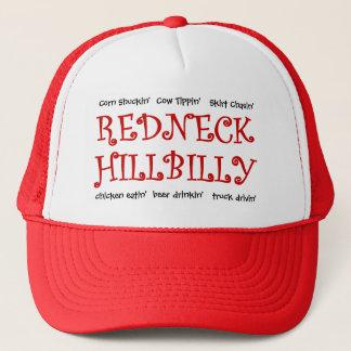 Boné Hillbilly do campónio - que você faz para o