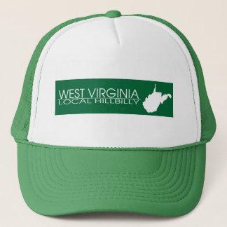 Boné Hillbilly local de West Virginia, cores de