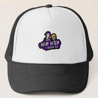 Boné Hip Hop real nunca morre