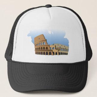 Boné História antiga Italia do coliseu de Coliseo Roma