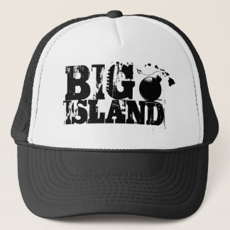 Boné Ho Brah! …, bomba grande da ilha (chapéu do