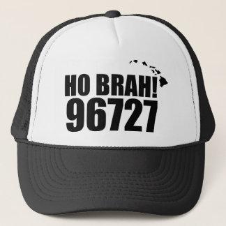 Boné Ho Brah! …, chapéu 96727 Honokaa do código postal