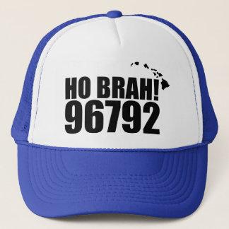Boné Ho Brah! …, chapéu 96792 Waianae do código postal
