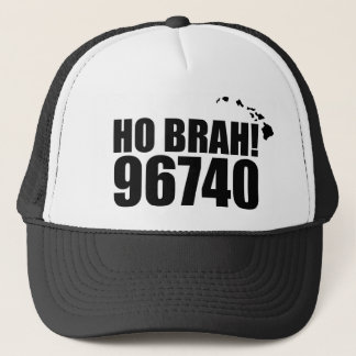 Boné Ho Brah!. , Chapéus 96740 Kailua Kona do código