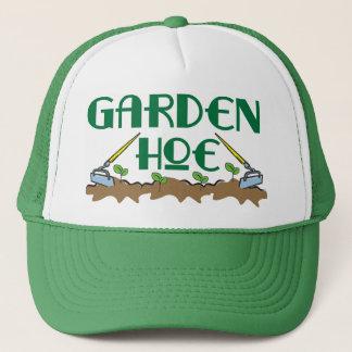 Boné Hoe do jardim