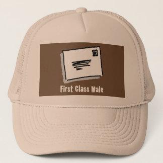 Boné Homem da primeira classe