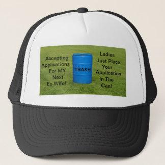 Boné Humor da Ex-esposa do chapéu