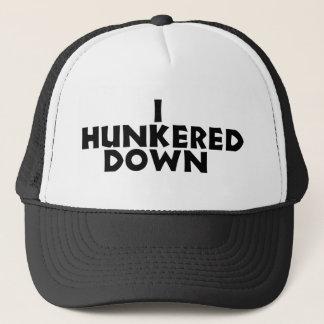 Boné hunker para baixo o chapéu