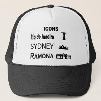 Boné Ícone-Rio-Sidney