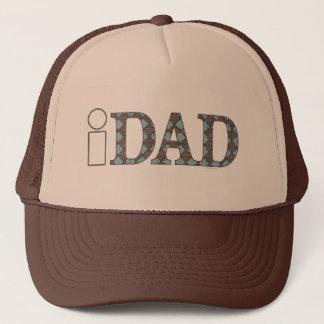 Boné ideias do presente do dia dos pais do iDad