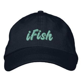 Boné iFish em Lake Tahoe, serra montanhas de Nevada