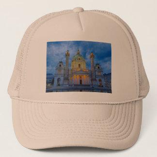 Boné Igreja do santo Charles, Viena