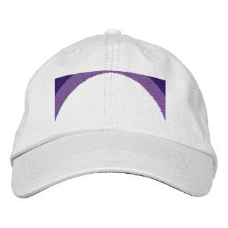 Boné Igualdade com arco-íris e as nuvens azuis