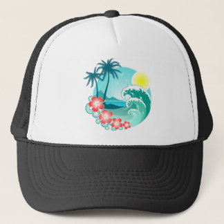 Boné Ilha havaiana 3