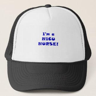 Boné Im uma enfermeira de Nicu