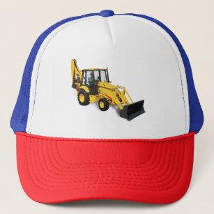 Boné Imagem do escavador para o chapéu do camionista