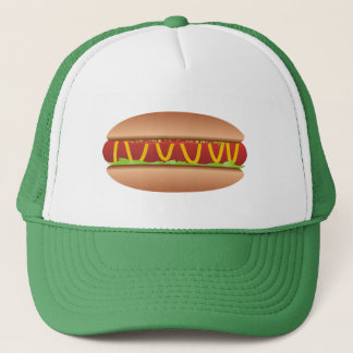 Boné Imagem do Hotdog