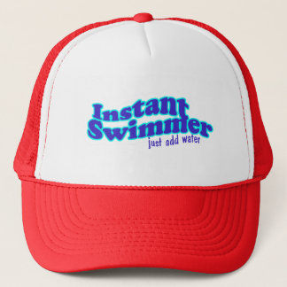 Boné imediato do nadador