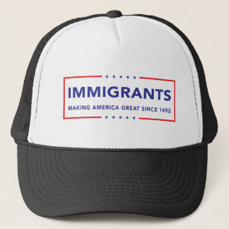 Boné Imigrantes