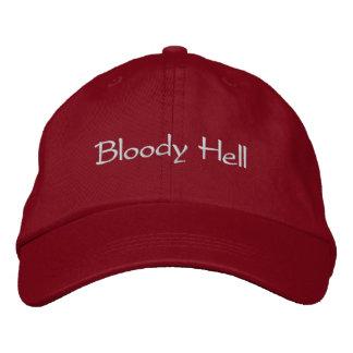 Boné Inferno sangrento